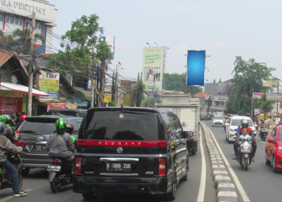 BILLBOARD JL. DEWI SARTIKA (DEKAT PGC) JAKARTA TIMUR
