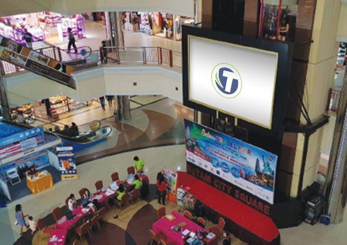 LED BATAM CITY SQUARE