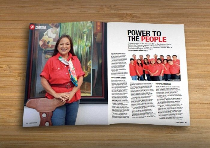 INSIDE FRONT COVER MAGAZINE AIR ASIA