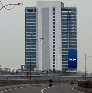LED T Tower JL.Jend Gatot Subroto