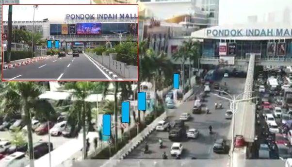 LED VIDEOTRON PONDOK INDAH MALL (EO)