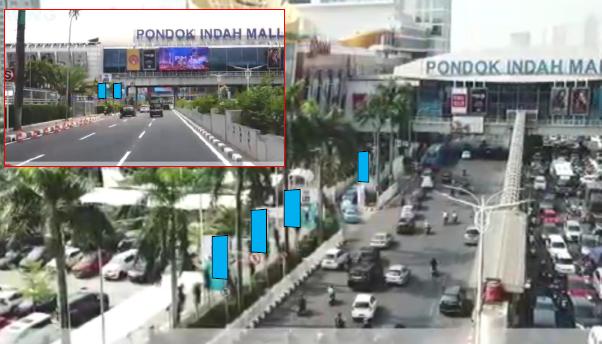 LED VIDEOTRON PONDOK INDAH MALL