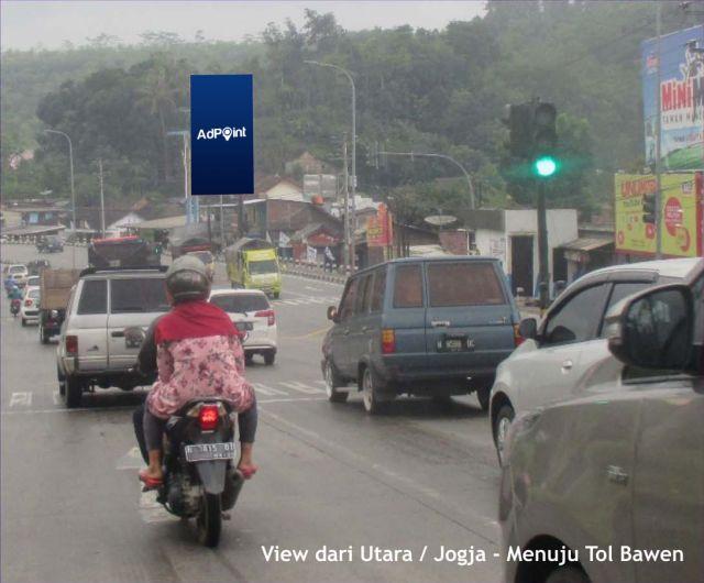 BB JL Raya Semarang-Solo View dari Jogja