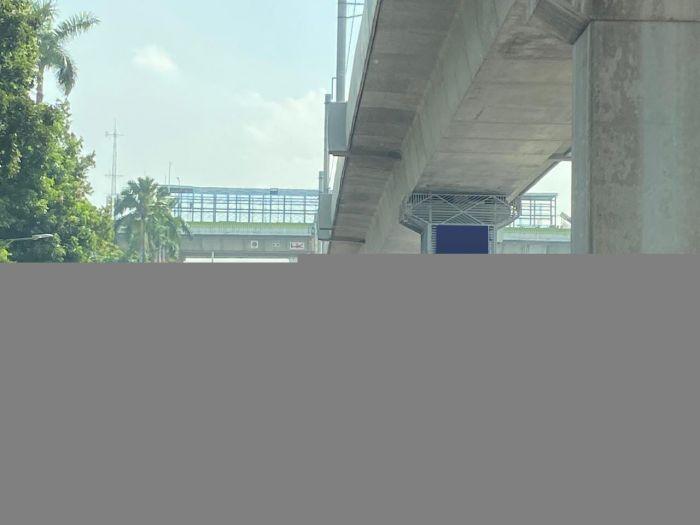 LED VIDEOTRON ASEAN - BLOK M STATION, JAKARTA