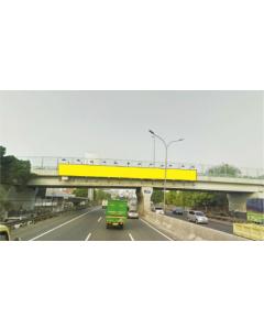 JPO TOL JAKARTA - TANGERANG KM 01+640B