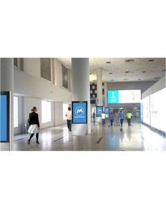 ARRIVAL CORRIDOR AIRPORT KUALANAMU